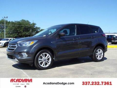 2017 Ford Escape for sale at Acadiana Automotive Group - Acadiana DCJRF Lafayette in Lafayette LA