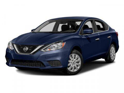 2016 Nissan Sentra for sale at Mazda of North Miami in Miami FL