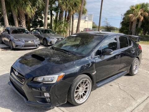 2017 Subaru WRX for sale at Florida Fine Cars - West Palm Beach in West Palm Beach FL