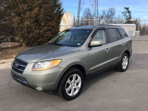 2008 Hyundai Santa Fe for sale at Dreams Auto Group LLC in Sterling VA