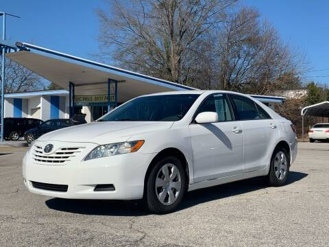 2007 Toyota Camry for sale at GR Motor Company in Garner NC