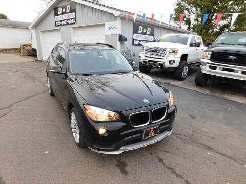 2015 BMW X1 for sale at D & D Auto Sales Of Onsted in Onsted   Brooklyn MI