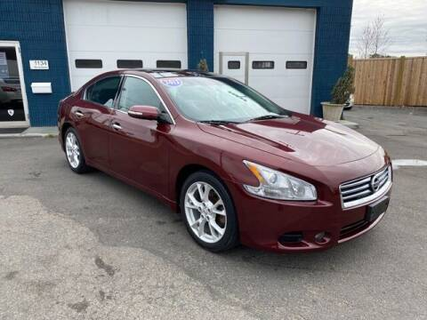 2013 Nissan Maxima for sale at Saugus Auto Mall in Saugus MA