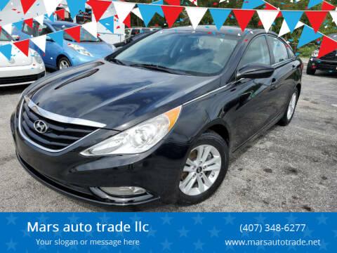 2013 Hyundai Sonata for sale at Mars auto trade llc in Kissimmee FL