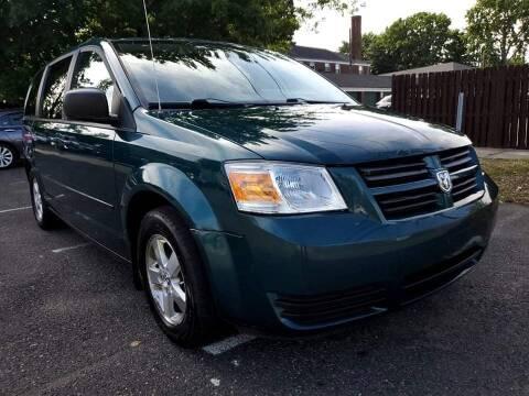 2009 Dodge Grand Caravan for sale at Moor's Automotive in Hackettstown NJ