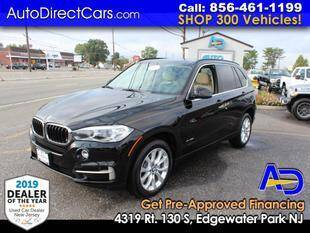 2016 BMW X5 for sale at Auto Direct Trucks.com in Edgewater Park NJ