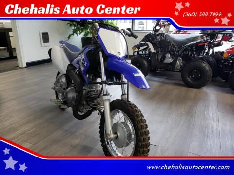 2019 Yamaha TTR50 for sale at Chehalis Auto Center in Chehalis WA