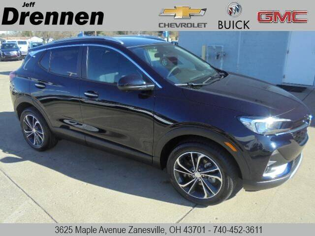 2021 Buick Encore GX for sale in Zanesville, OH