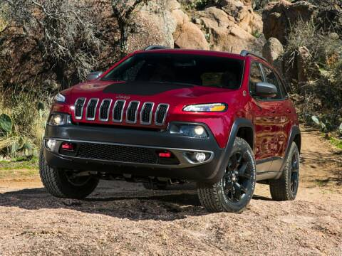 2014 Jeep Cherokee for sale at TTC AUTO OUTLET/TIM'S TRUCK CAPITAL & AUTO SALES INC ANNEX in Epsom NH