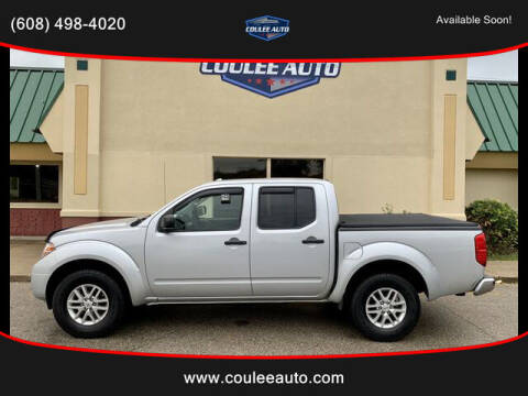 2014 Nissan Frontier for sale at Coulee Auto in La Crosse WI