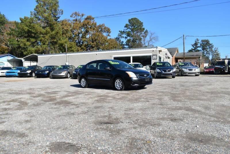2012 Nissan Sentra for sale at Barrett Auto Sales in North Augusta SC