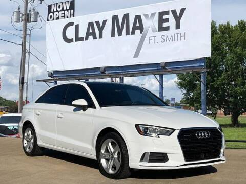 2018 Audi A3 for sale at Clay Maxey Fort Smith in Fort Smith AR