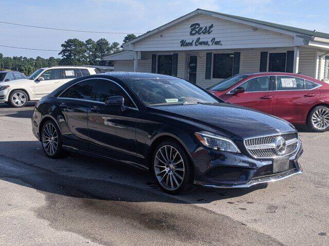 2016 Mercedes-Benz CLS for sale at Best Used Cars Inc in Mount Olive NC