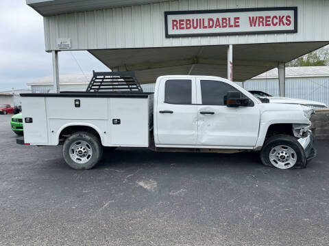 2019 Chevrolet Silverado 2500HD for sale at B & W Auto in Campbellsville KY