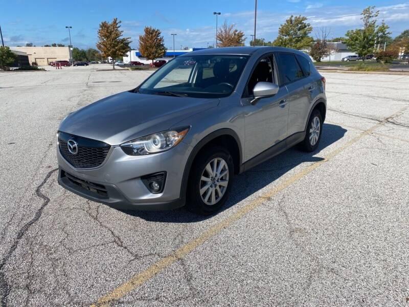 2014 Mazda CX-5 for sale at TKP Auto Sales in Eastlake OH
