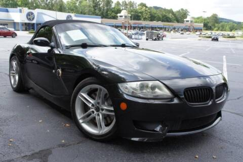 2007 BMW Z4 M for sale at CU Carfinders in Norcross GA