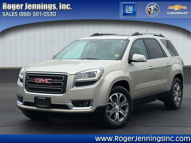 2014 GMC Acadia for sale at ROGER JENNINGS INC in Hillsboro IL