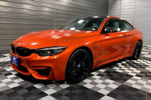 2018 BMW M4 for sale at TRUST AUTO in Sykesville MD