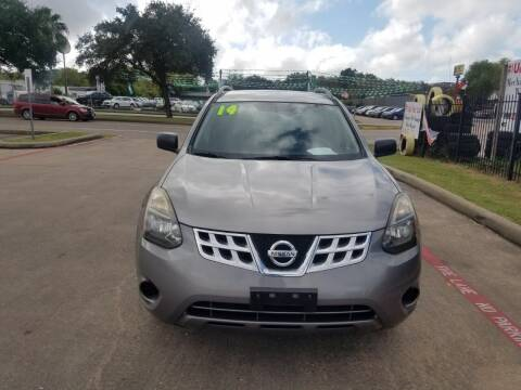 2014 Nissan Rogue Select for sale at Nation Auto Cars in Houston TX