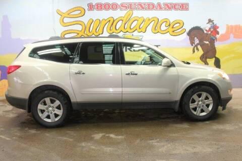 2010 Chevrolet Traverse for sale at Sundance Chevrolet in Grand Ledge MI
