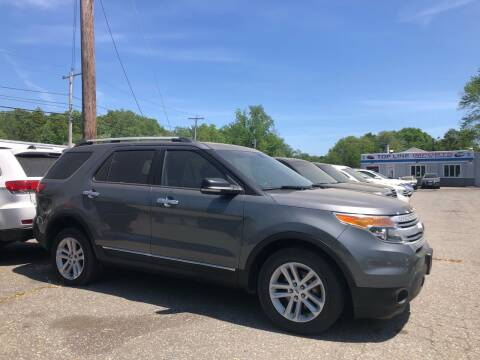 2013 Ford Explorer for sale at Top Line Import of Methuen in Methuen MA
