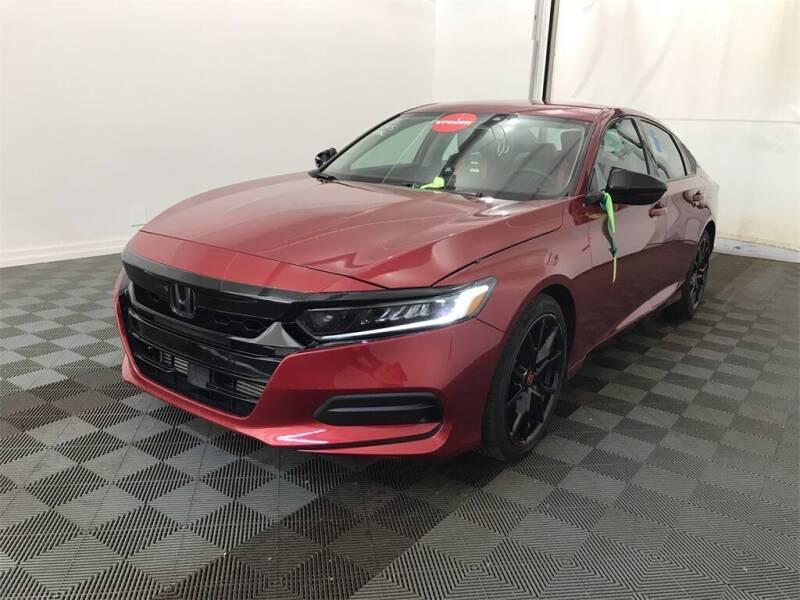 2018 Honda Accord for sale at Florida Fine Cars - West Palm Beach in West Palm Beach FL