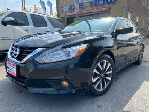 2017 Nissan Altima for sale at Drive Now Autohaus in Cicero IL