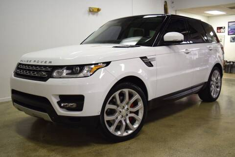 2014 Land Rover Range Rover Sport for sale at Thoroughbred Motors in Wellington FL