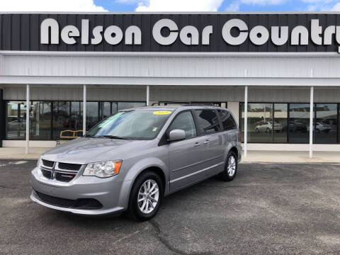 2015 Dodge Grand Caravan for sale at Nelson Car Country in Bixby OK