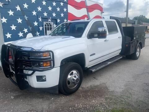 2015 Chevrolet Silverado 3500HD for sale at The Truck Lot LLC in Lakeland FL