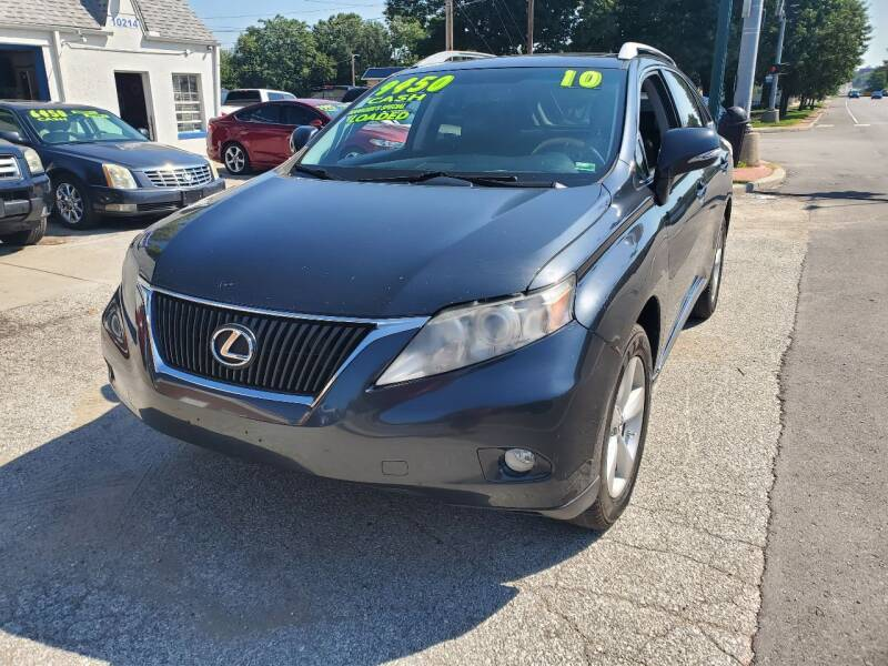 2010 Lexus RX 350 for sale at Street Side Auto Sales in Independence MO
