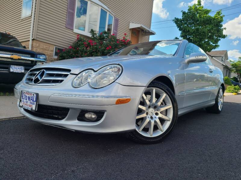 2007 Mercedes-Benz CLK for sale at Express Auto Mall in Totowa NJ