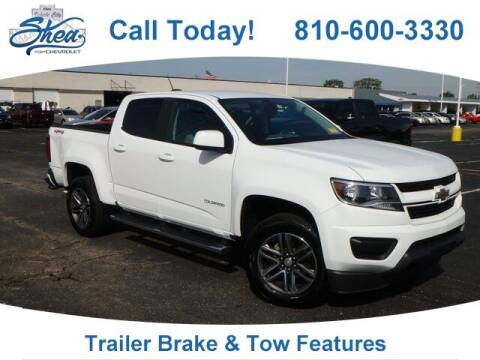 2019 Chevrolet Colorado for sale at Erick's Used Car Factory in Flint MI
