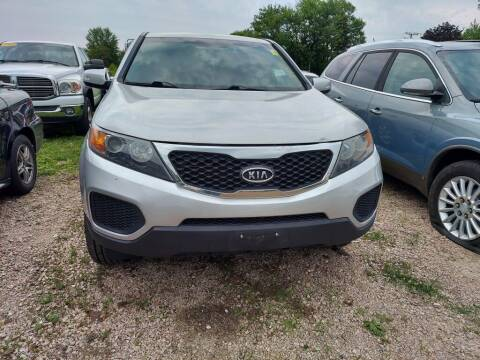 2012 Kia Sorento for sale at Car Connection in Yorkville IL