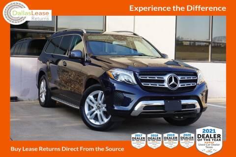 2018 Mercedes-Benz GLS for sale at Dallas Auto Finance in Dallas TX