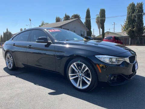 2015 BMW 4 Series for sale at Blue Diamond Auto Sales in Ceres CA