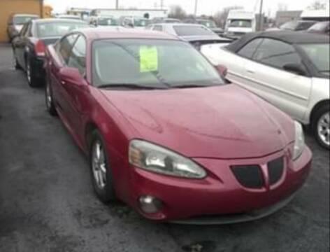 2006 Pontiac Grand Prix for sale at American Auto Group LLC in Saginaw MI