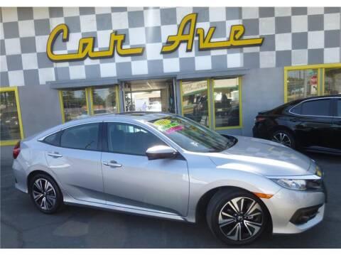 2017 Honda Civic for sale at Car Ave in Fresno CA
