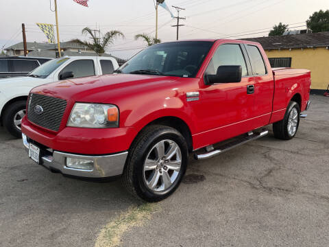 2005 Ford F-150 for sale at JR'S AUTO SALES in Pacoima CA