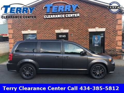 2018 Dodge Grand Caravan for sale at Terry Clearance Center in Lynchburg VA
