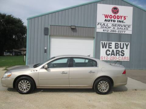 2007 Buick Lucerne for sale at Woody's Auto Sales Inc in Randolph MN