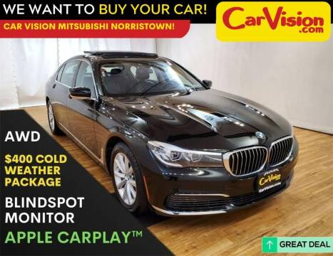 2019 BMW 7 Series for sale at Car Vision Mitsubishi Norristown in Trooper PA