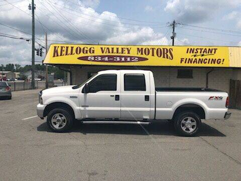 2005 Ford F-250 Super Duty for sale at Kellogg Valley Motors in Gravel Ridge AR