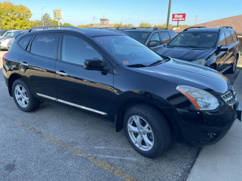 2011 Nissan Rogue for sale at Gilly's Auto Sales in Rochester MN
