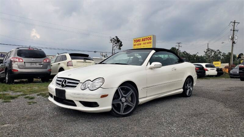 2009 Mercedes-Benz CLK for sale at TOMI AUTOS, LLC in Panama City FL