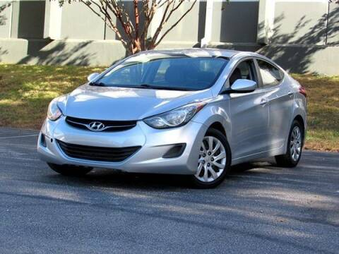 2012 Hyundai Elantra for sale at Amana Auto Care Center in Raleigh NC
