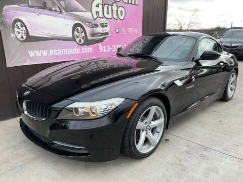 2011 BMW Z4 for sale at Euro Auto in Overland Park KS
