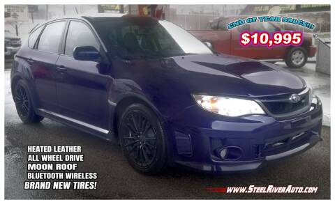2013 Subaru Impreza for sale at Steel River Auto in Bridgeport OH