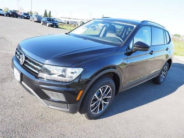 2021 Volkswagen Tiguan for sale in Burlington, WA