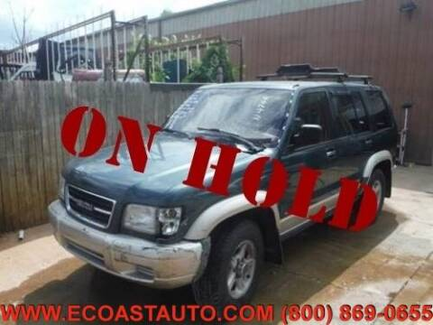 1999 Isuzu Trooper for sale at East Coast Auto Source Inc. in Bedford VA